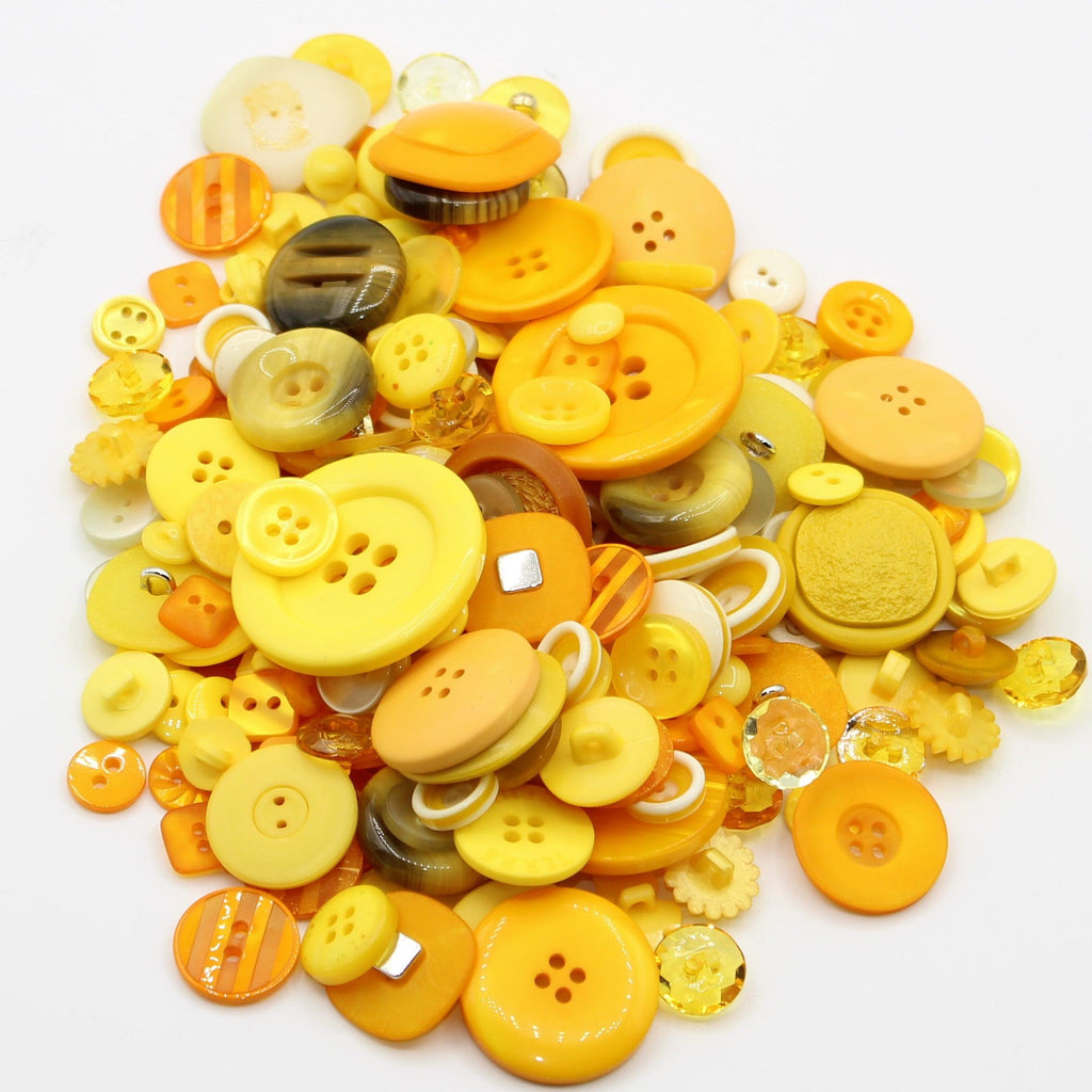 Mixed buttons 250 grams