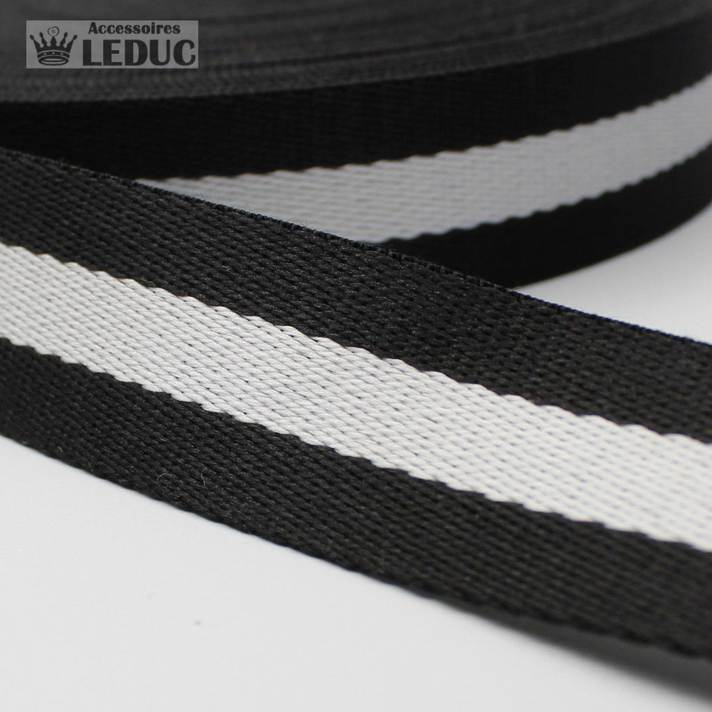 5 meters Striped Webbing 30mm
