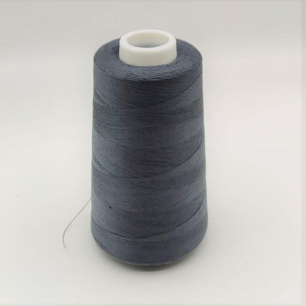 3000 yards Overlock Yarns Grey