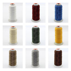 Embroidery Yarn Nm 8/3 200m Spools - ACCESSOIRES LEDUC
