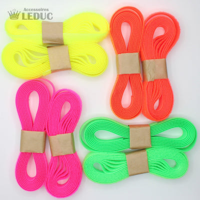 4x5 METERS HOOK ON LOOP TAPE IN 4 NEON COLOURS