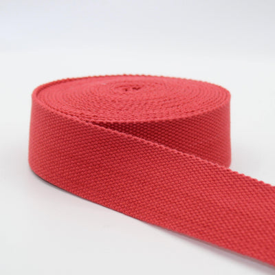 5 meters Heavy Cotton Webbing 40mm