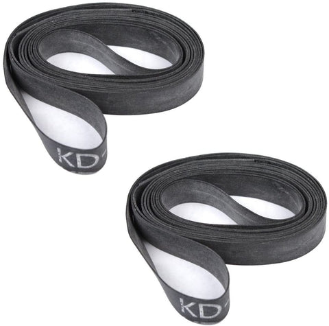 Kenda Bicycle Rubber Rim Strips - Sold As Pair - BULK PACKAGING