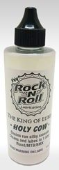 Rock N Roll Holy Cow Lubricant