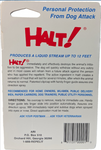 Halt! 1 and Halt! 2 Dog Repellant Spray - 1.5oz Spray Bottle