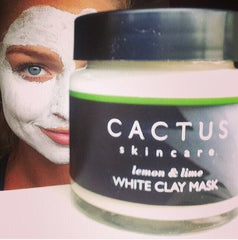 Renae Ayris - White Clay Mask