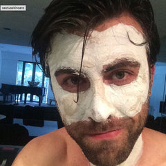 Ryan Clark - White Clay Mask
