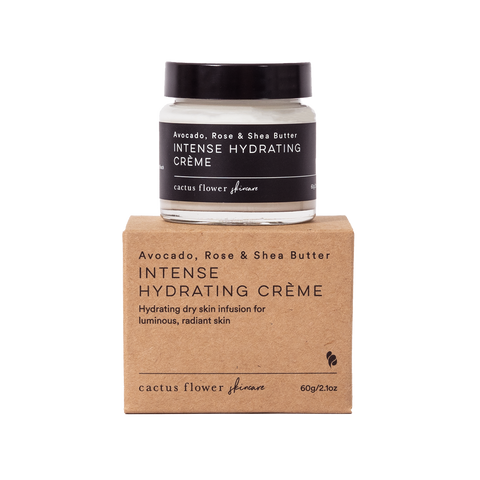 Intense Hydrating Creme with Product Box