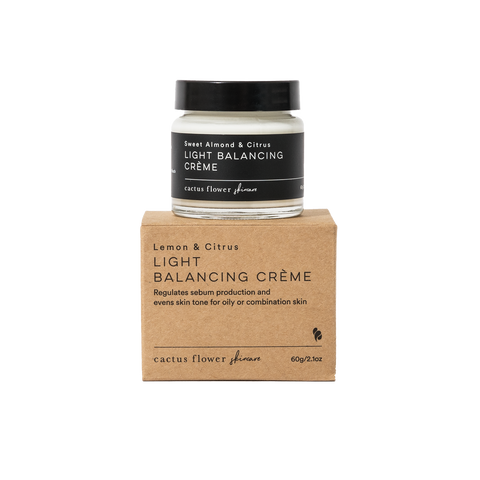 Light Balancing Creme with Product Box