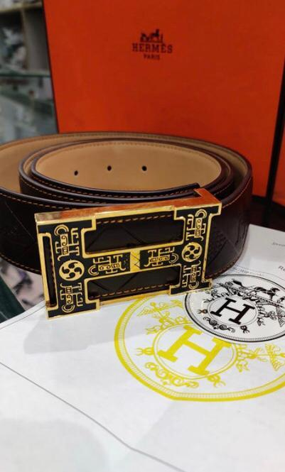 Hermes Leather Mens Belt