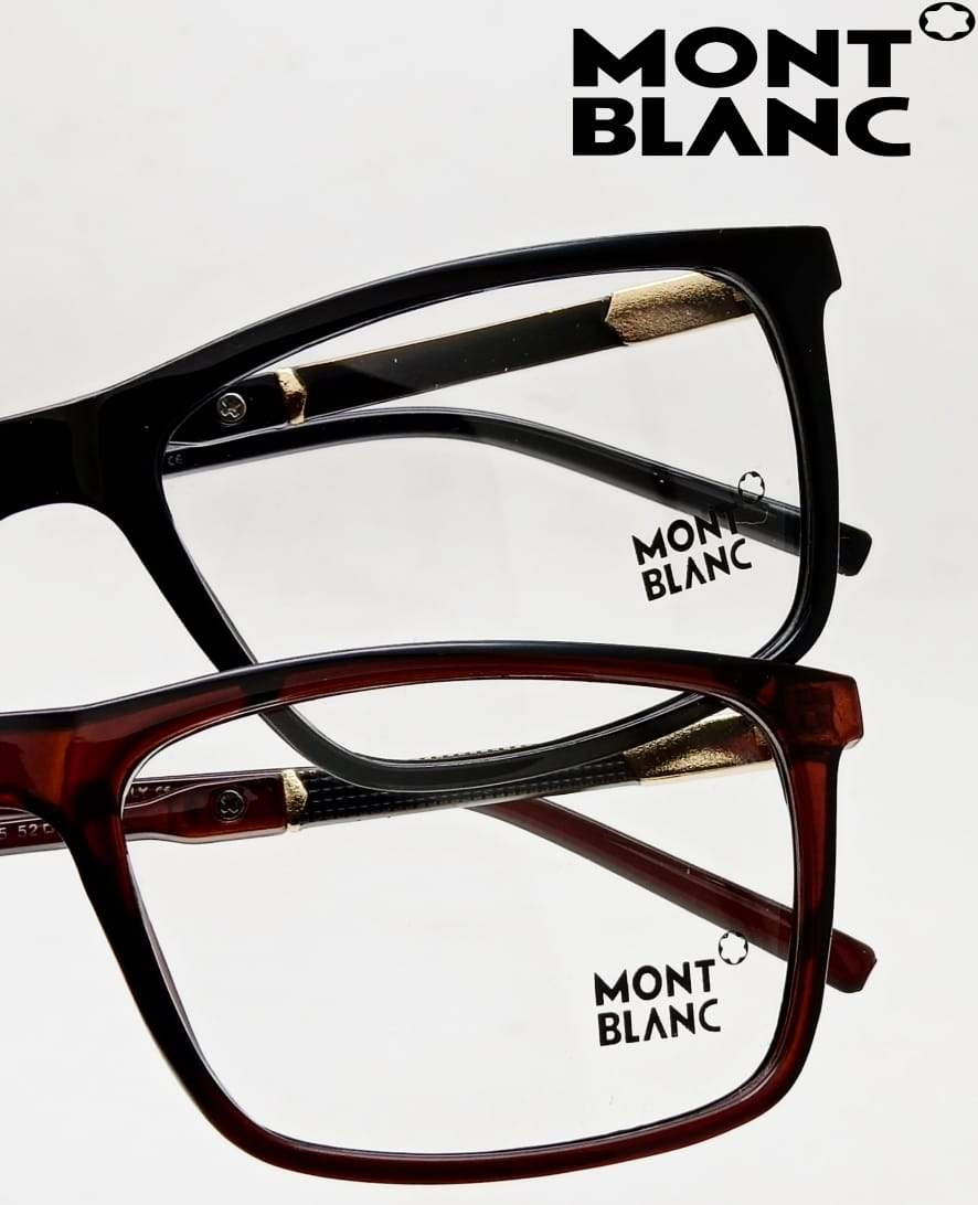 Montblanc Specs Pair of 2 Frames
