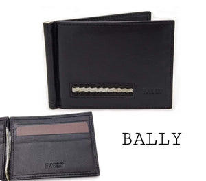 Bally Leather Clipper