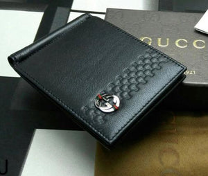 Gucci Leather Clipper