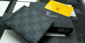 Louis Vuitton Leather Clipper
