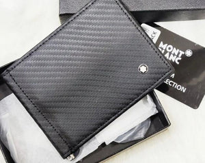 Montblanc Leather Clipper