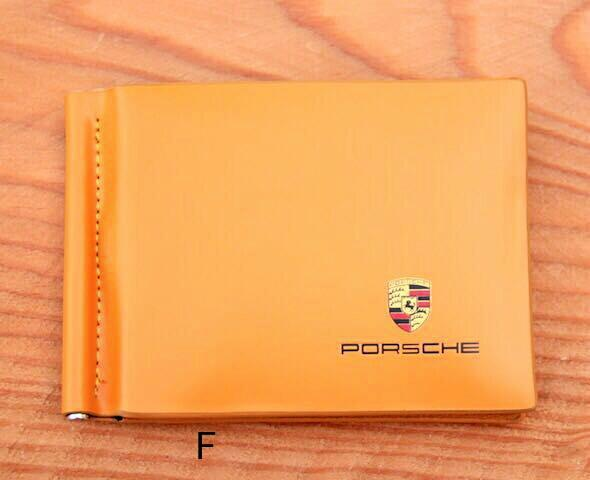 Porsche Leather Clipper