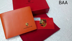 Porsche Leather Wallet