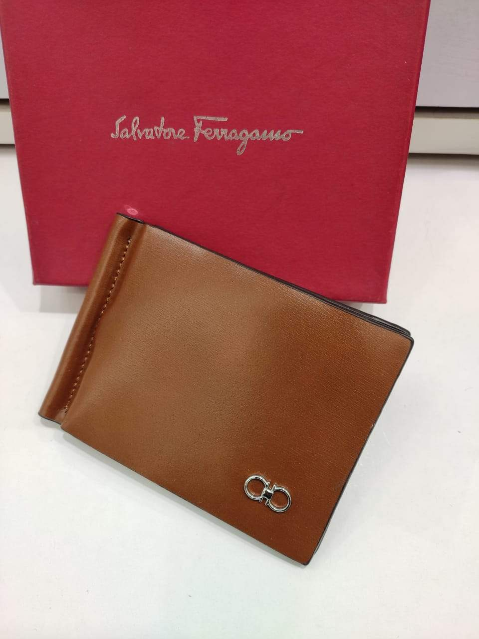 Salvatore Ferragamo Clipper