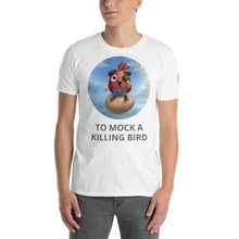 Load image into Gallery viewer, Bird Button Tee (Unisex)