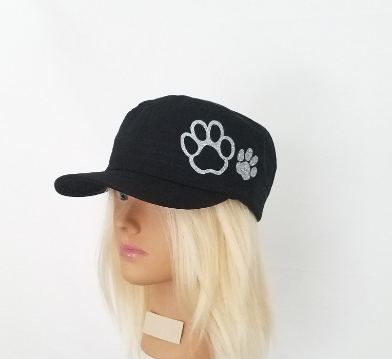 TWO PAWS HAT
