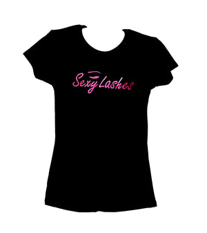 SEXY LASHES T-SHIRT