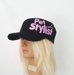 PET STYLIST SCISSOR HAT