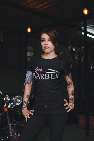 GIRL BARBER T-SHIRT