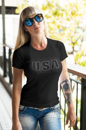 USA Sparkle T-Shirt