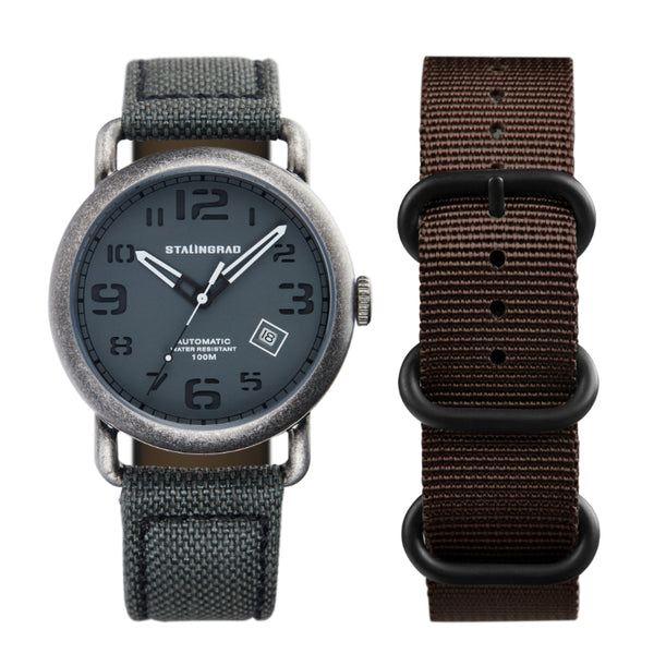 outdoor watch codura strap