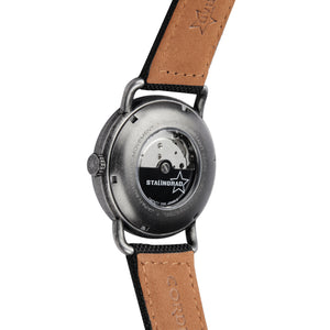 Outdoor watch automatic movement