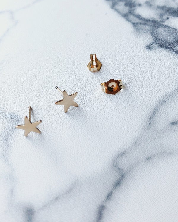 NORMA STAR EARRINGS