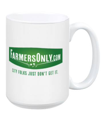 FO LOGO CERAMIC COFFEE MUG