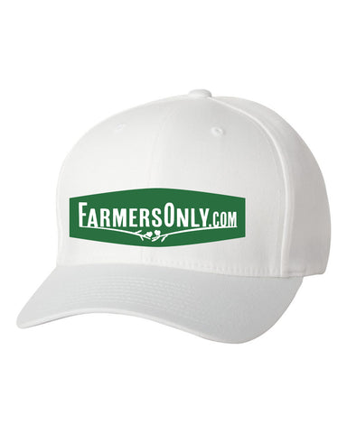 FarmersOnly Baseball Cap- Green Logo