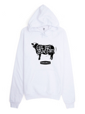 Cow CFJDGI Pullover Hoodie
