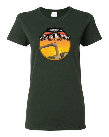 Harvesting Love -Ladies T-Shirt