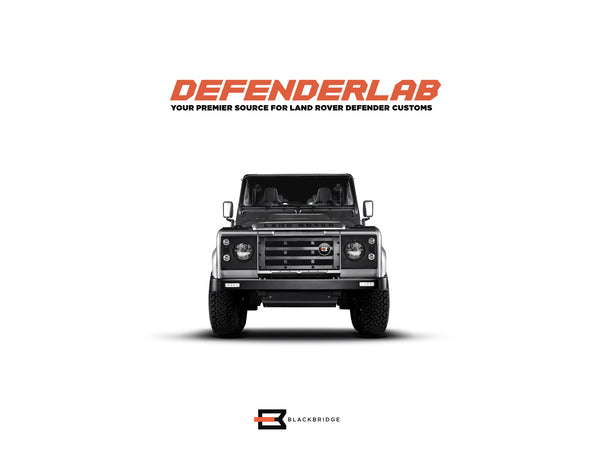 DEFENDERLAB 2020 Is Here. Your Fully Custom Land Rover Defender Super Source.