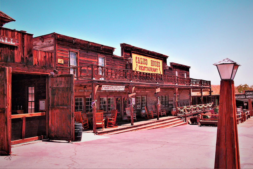 blackbridge motors off roading calico ghost town california