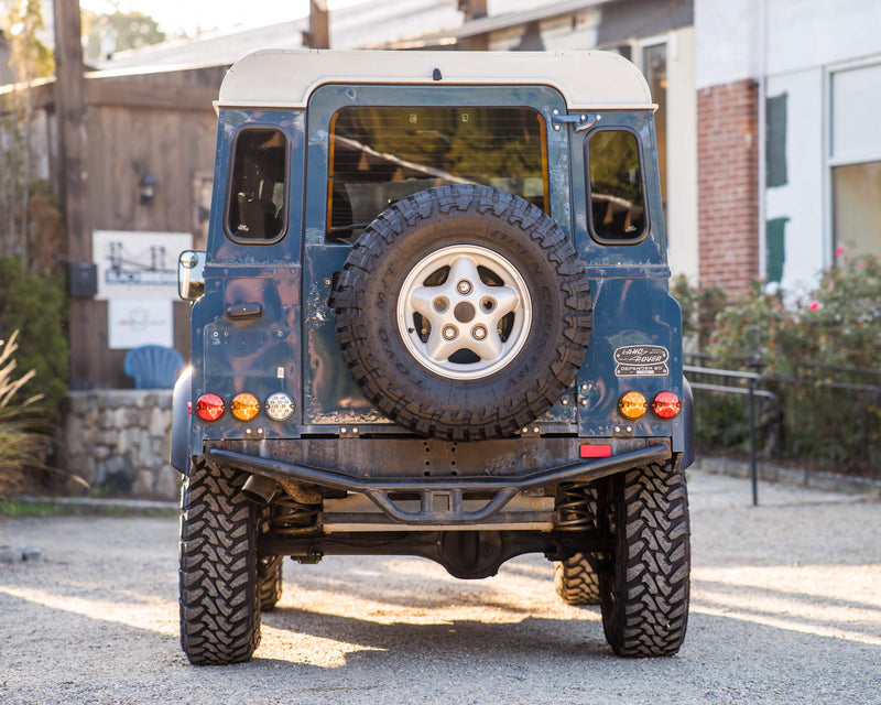 For Sale: 1997 Land Rover Defender 90 ($72,500)