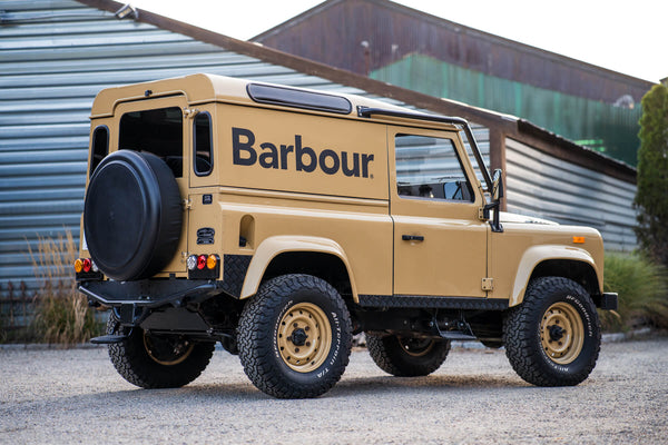 1994 Land Rover Defender 90 Barbour