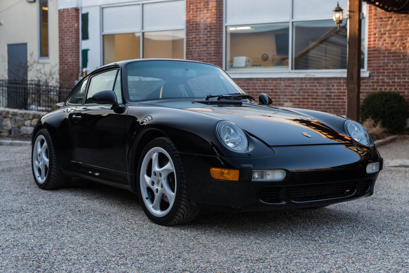 For Sale: 1997 Porsche 911 Carrera S ($85,000)