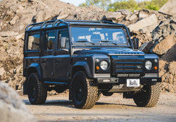 For Sale: 1987 Land Rover Defender 110 ($80,000)