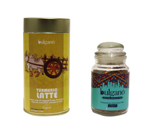 Latte and Freeze Dried Instant coffee - Bulgano