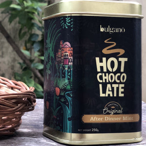 After Dinner Mint  Hot Chocolate Bulgano