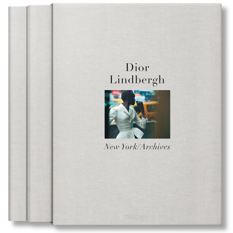 "Livre ""Dior Lindbergh : New York/Archives"""