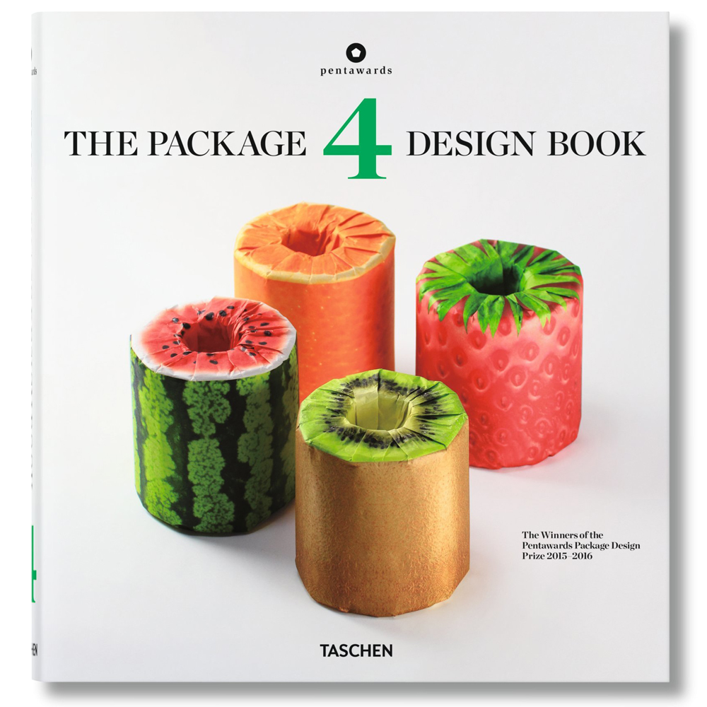 "Livre décoratif art & design ""The Package Design Book 4"""