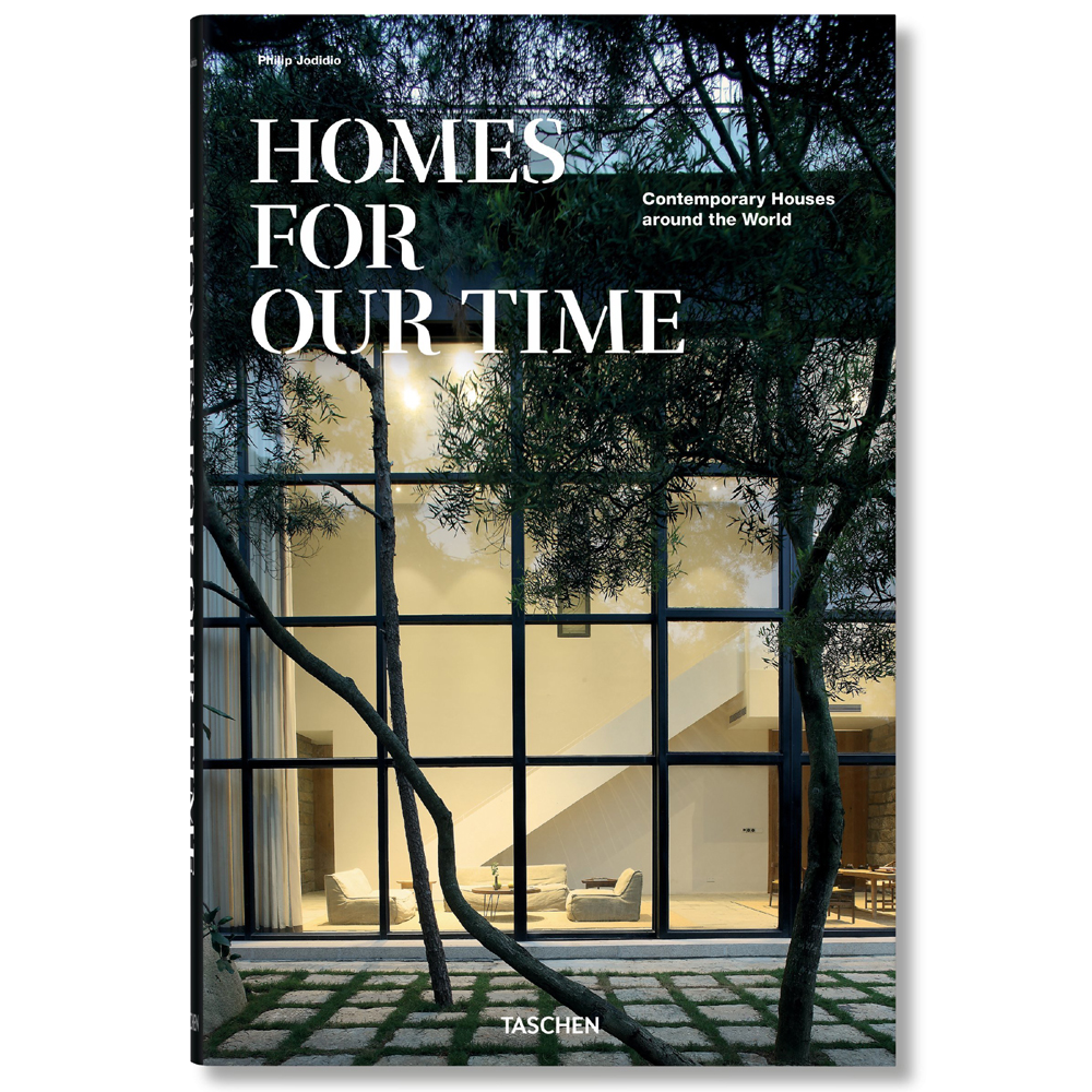 "Livre déco d'architecture ""Homes for our time"""
