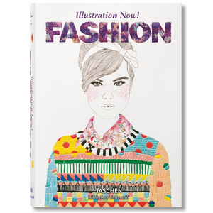"Livre décoratif mode ""Illustration Now! Fashion"""