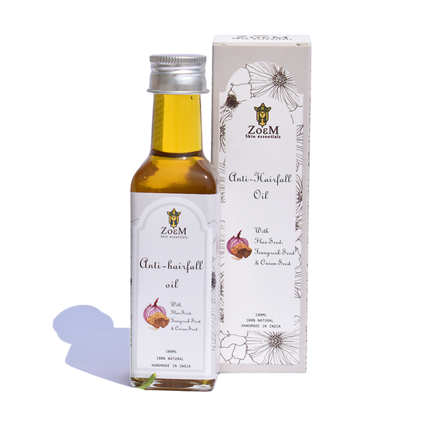 ZoeM Anti - Hairfall Oil