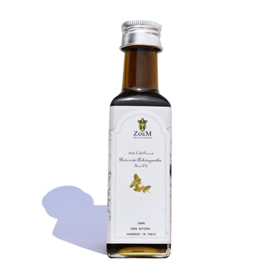 ZoeM 100% Cold Pressed Riverside Ashwagandha Oil