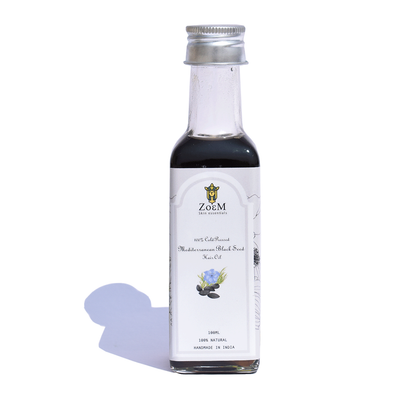 ZoeM 100% Cold Pressed Mediterranean Black Seed Oil
